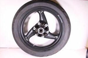 2009 DUCATI MONSTER 696 MARCHESINI REAR WHEEL WITH TIRE