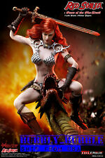 PHICEN TBLeague 1/6 Red Sonja Scars of the She-Devil Complete Box Set ☆IN STOCK☆