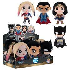 "FUNKO DC COMICS S1 HERO PLUSHIE 8"" HARLEY QUINN SUPERMAN WONDER WOMAN POP BATMAN"