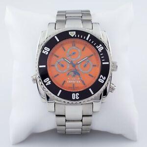 INVICTA Gear Rough and Ready Moon & Calendar Model 4401 Men's Watch