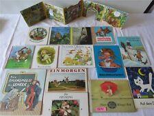 DDR 15 x Pappbuch Kinderbuch Pappbücher Klappbilderbuch VEB Postreiter