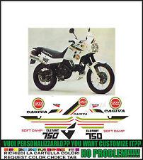 kit adesivi stickers compatibili  elefant 750 1988 lucky ex bifaro