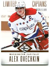 12/13 Panini Limited Captains #179 Alex Ovechkin  28 of 199