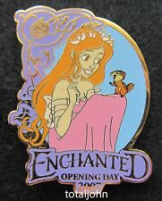 Disney WDW - Enchanted Opening Day 2007 - Animated Giselle & Pip Pin