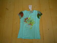 TAN 15 paglie Camiseta, verde menta Talla gr.128-152