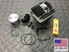 Replacement cylinder piston Stihl MS660 066 54mm Gaskets Intake Bearing NGK Plug