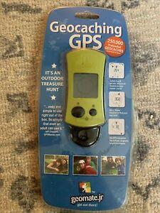 Geocaching GPS, Geomate Jr. New in package