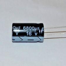 16x27mm 6800uf 16V