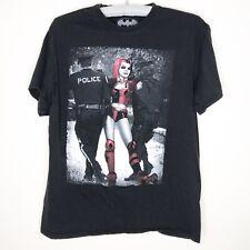Harley Quinn Batman Black Short Sleeve Mens Large T-Shirt