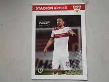 Programm Stadionheft 12/13 DFB VfB Stuttgart SC Freiburg Stadion Aktuell Pokal