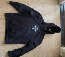Supreme Cross Box Hoodie Black Original