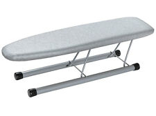 METALLISED Folding Sleeve Ironing Board COLLARS CUFFS Table Top 46 x12cm TEFLON