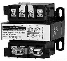 Siemens 75VA DIN Rail Panel Mount Transformer, 120V ac, 240V ac Primary 1 x, 24V