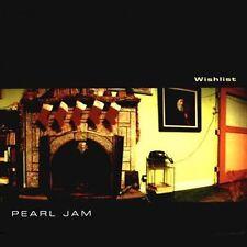 "Pearl Jam Wishlist 7"" Vinyl Europe Epic 2016 Pic Sleeve B/w Brain of J"