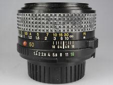 Minolta MD 1,4 50 mm ø 49 mm 81703