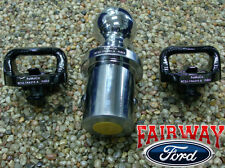 11 thru 19 Super Duty F-250 F-350 OEM Genuine Ford Gooseneck Towing Kit