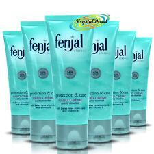 6x Fenjal Protection Care Vitamin E Hand Moisturising Soft Creme Cream 50ml