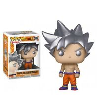 DRAGON BALL SUPER GOKU ULTRA INSTINCT POP! FUNKO SPIELZEUG NEU PRE-ORDER