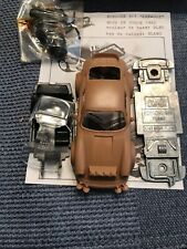 Starter 1/43 Resin Kit Porsche 911 Kenwood Your de Corse