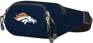Denver Broncos NFL Northwest Adult Unisex Fanny Pack Team Color New