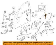 JAGUAR OEM 13-16 XF Front Door Entry-Key Blank C2Z21495