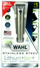 Wahl All-in1 Stainless Steel Ion Plus Cordless Trimmer