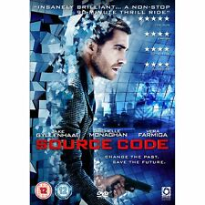 Source Code (DVD) New - Sealed