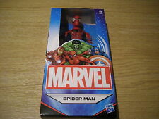 "MARVEL DC COMICS SUPERHERO COMIC BOOK HEROES 6"" SPIDERMAN FIGURE - BNIB"