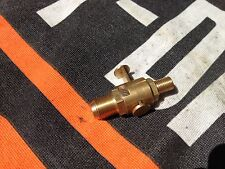 Harley WL WLA WLC Flathead Tank Hahn Oel Tank tap oil Spring offer Flathead