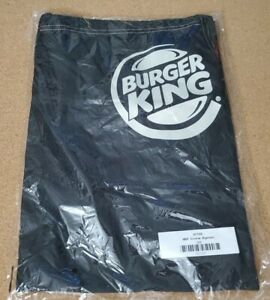 burger king uniform Apron