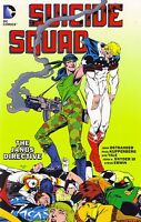 Suicide Squad Volume 4: The Janus Directive Softcover Graphic Novel