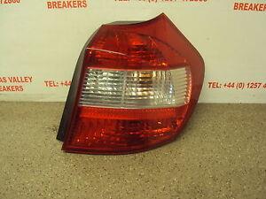 BMW 1 Series E87 2004-2011 Lcm Módulo de control de luz 9175652