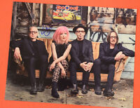 Steve Marker Signed Autographed 11x14 Photo Guitarist of Garbage A