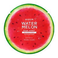 HOLIKA HOLIKA Korean Watermelon Facial Mask Sheet Face Moisturizing Pack 25ml