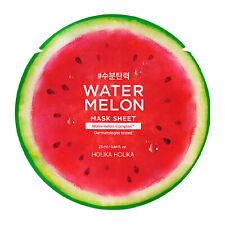 HOLIKA HOLIKA Korean Watermelon Facial Mask Sheet Face Moisturizing Pack 25ml