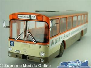 MERCEDES 0 305 COACH MODEL BUS 1:43 SCALE IXO FRANKFURT 1979 GERMAN GERMANY K8