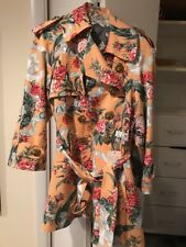 Cheap And Chic By Moschino Floral Light Weight Jacket NWT Size 8