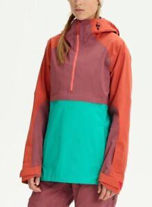 BURTON [ak] Kimmy Anorak Jacket Gore-Tex Large NWT