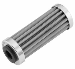 New Flo Stainless Steel Reusable Oil Filter For The 2008 KTM 530 EXC-R EXCR