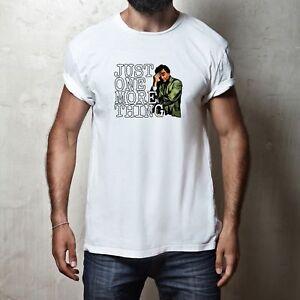 Just One More Thing Columbo 100% Cotton Premium Unisex T-shirt