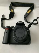 Nikon D D5000 12.3MP Digital SLR Camera - Black (Body Only)