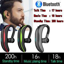 Bluetooth 4.1 Headset Wireless Headphones Earpiece Hands-free Sports Headsets UK