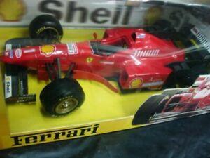 WOW EXTREMELY RARE Ferrari 310/2  M.Schumacher Silverstone 1996 1:24 Maisto-PMA
