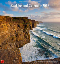 Large Real Ireland Calendar 2016