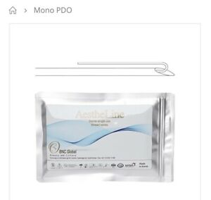 PDO Threads Mono Smooth 26GX60mm 10 Threads shipped from USA