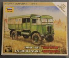 Zvezda 6175 British Truck Matador Kit Nos 1/100 Scale