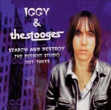 Search & Destroy Iggy Pop & Stooges Audio CD Used - Very Good