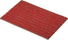 Alfombrilla Alfombrilla de seguridad Estera de puerta Ako 120x300 cm rojo