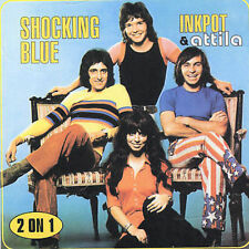 Inkpot/Attila by Shocking Blue (CD, Jun-2000, Red Bullet)