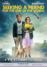 Seeking a Friend for the End of the World (DVD, 2012) NEW